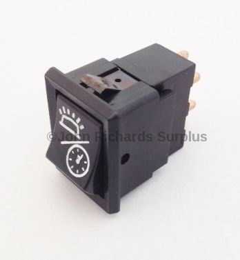 Courtesy Lamp and Dash Light Switch PRC2497