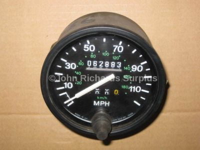 Land Rover Speedometer Clock MPH PRC7373 USED