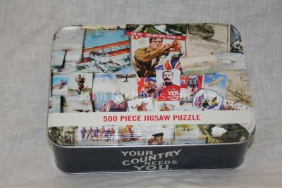 500 Piece Your Country needs You WW1 jigsaw puzzle