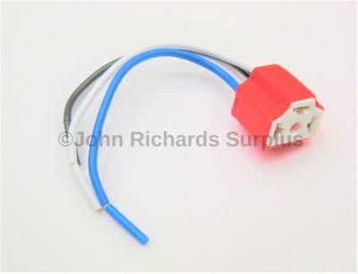 Ceramic Bulb Holder H4 RBH003