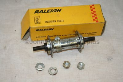 Raleigh Pushbike front hub 40 spoke wheel RHA108