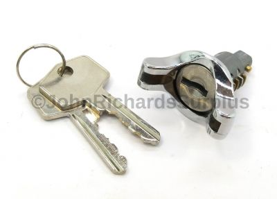 Ignition Switch Barrel & Key Set 2.25 Diesel RTC2323