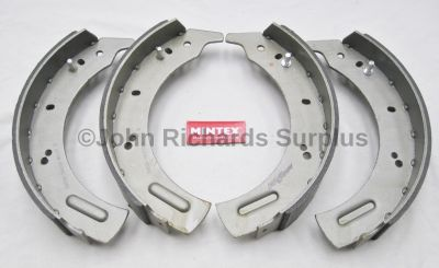 "Brake Shoe Set Front 11"" RTC3417"