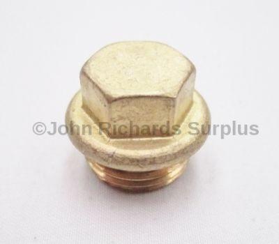 Oil Filter Adapter Blank Plug RTC6851