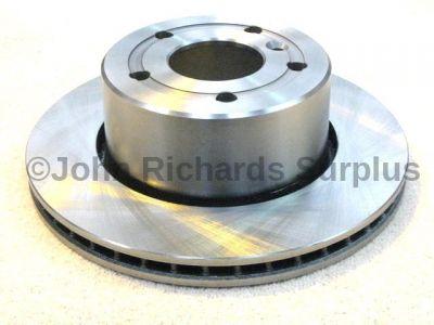 Front Brake Disc Vented SDB000380