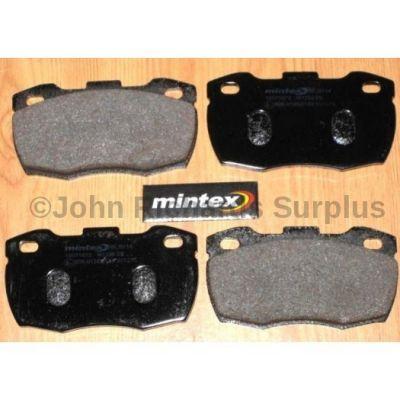 Brake Pad Set Front SFP000260