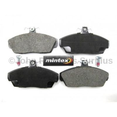 Brake Pad Set Front SFP100360