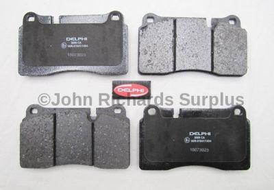 Brake Pad Set Front SFP500070