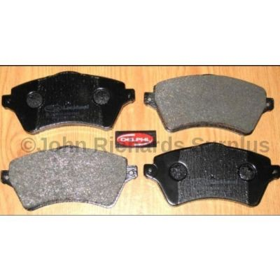 Brake Pad Set Front SFP500100