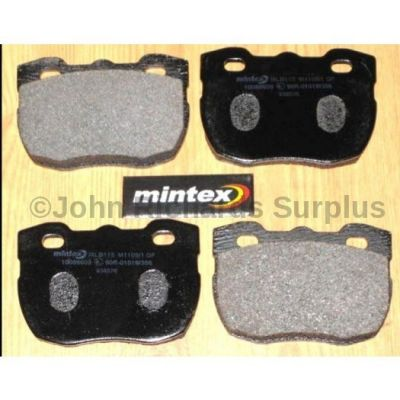 Brake Pad Set Front SFP500160