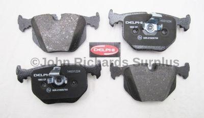 Brake Pad Set Rear SFP500210