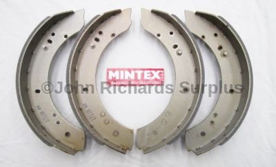 "Brake Shoe Set Rear 11"" STC2797"