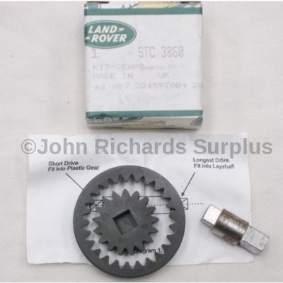 Land Rover LT85 gearbox oil pump kit STC3860