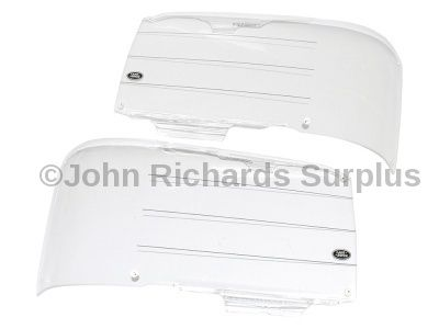 Discovery 2 Front Headlight Protector Pair P.O.A STC50064