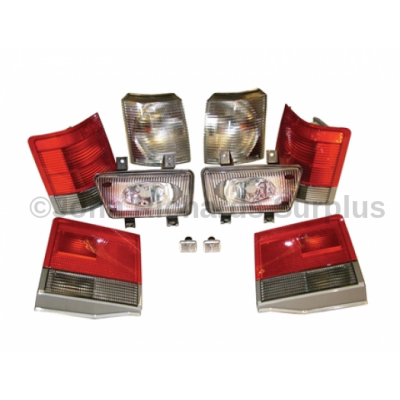 Range Rover P38 Light Upgrade Kit P.O.A STC50383