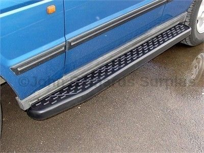 Discovery 1 and Range Rover Classic Side Step Pair P.O.A STC8130AB