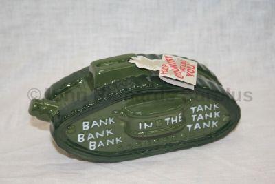 Your Country needs you World War 1 Tank money box-piggy bank