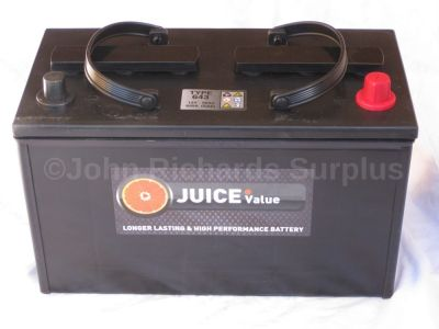 Juice 12V 94AH Commercial Battery Type 643 (Collect Only)