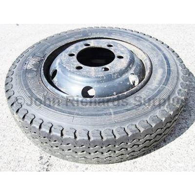 Uniroyal Monoply R40 8R 17.5 Tyre On Rim