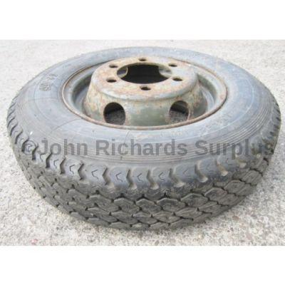 Uniroyal Max C5 185 R14C Tyre On Rim
