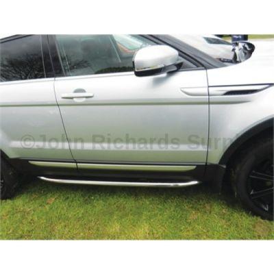 Range Rover Evoque Side Protection Tubes P.O.A VPLVP0071