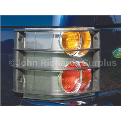 Range Rover L322 Rear Lamp Guard Pair P.O.A VUB001080LR