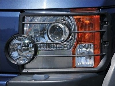 Discovery 3 Front Lamp Guard Pair P.O.A VUB501200