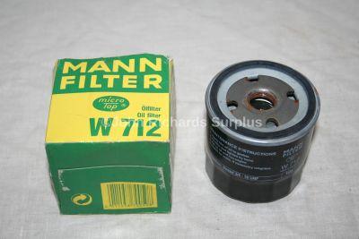 Mann & Hummel Oil Filter W712
