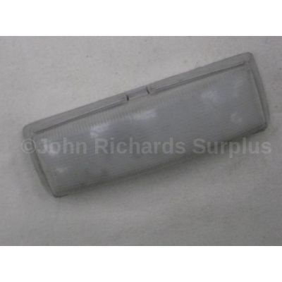 Wingard non switched interior lamp plastic lens & body
