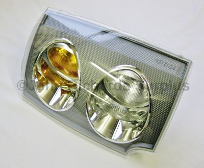 Side Lamp & Flasher Lamp Cluster L/H XBD000053