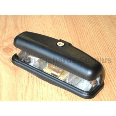 Number Plate Lamp 12V XFC100550