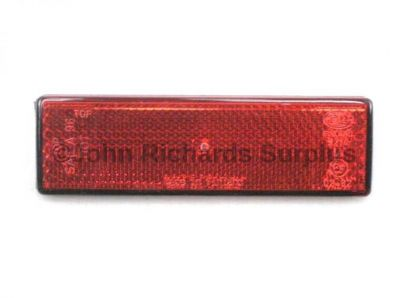 Rear Oblong Red Reflector XFF100071