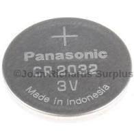 Key Fob Battery 3V CR2032 YWK1003L